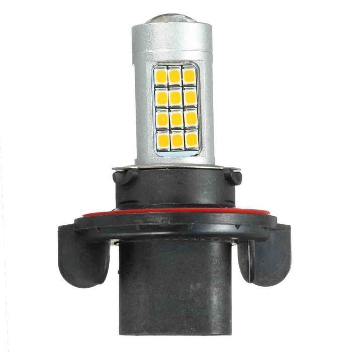 Ampoules H11 Voiture Led 42 P13w 2x Antibrouillard H4 21w Ambre 9006 Smd H10 9005 H13 H7 Lampe hrBtsdxCQ