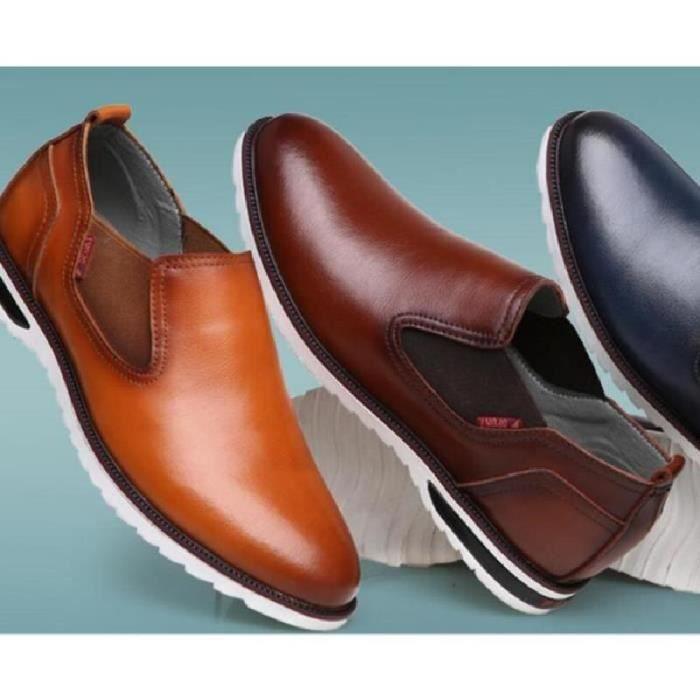 SHELOVEIT® pur leasure de mode de couleur des chaussures e...