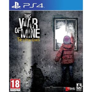 JEU PS4 This War Of Mine : The Little Ones Jeu PS4
