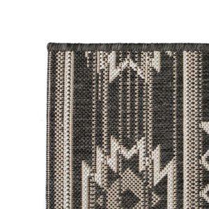 TAPIS Petits tapis  Tapis d'exterieur Aspect sisal 180x2