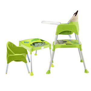 Chaise haute 4 en 1 achat vente chaise haute 4 en 1 pas cher cdiscount - Chaise haute telescopique ...