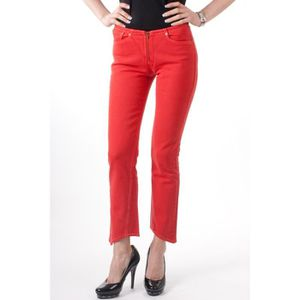 JEANS Replay Jeans pour Femmes rouge W8052  [W26]