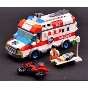 TAPIS DE JEU Voitures de jouet de voiture d'ambulance artificie