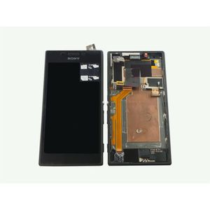ECRAN DE TÉLÉPHONE Original Sony Xperia M2 D2303 Display LCD Rahmen S