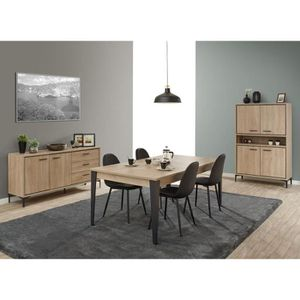 Salle a manger complete style scandinave - Achat / Vente pas cher