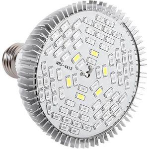 Eclairage horticole 50W E27 LED Floraison plein spectre Lampe plante l
