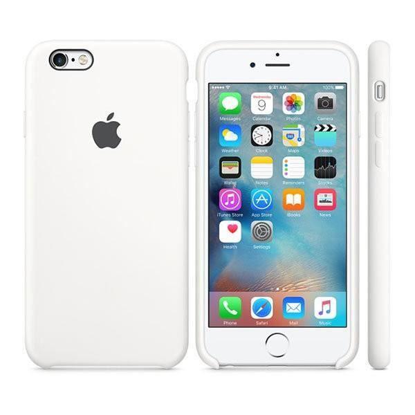 coque apple silicone iphone 6 plus