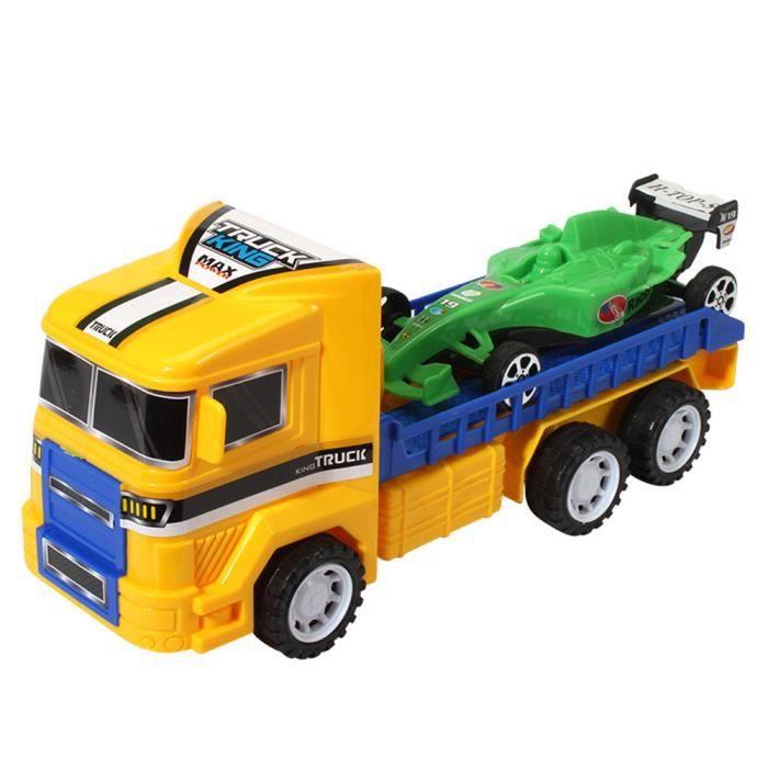 Camion Course Voiture Ztt80601005a Catapult De Jouet Simulation Remorque Inertie Éducation Enfants cxx7843 rxoedBQCW