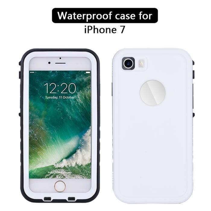 coque hermetique iphone 8