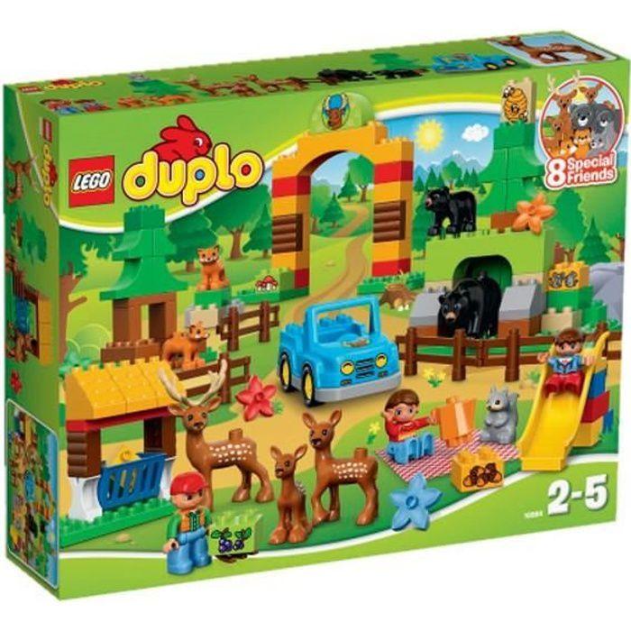 LEGO® DUPLO 10584 Le Parc de la Forêt