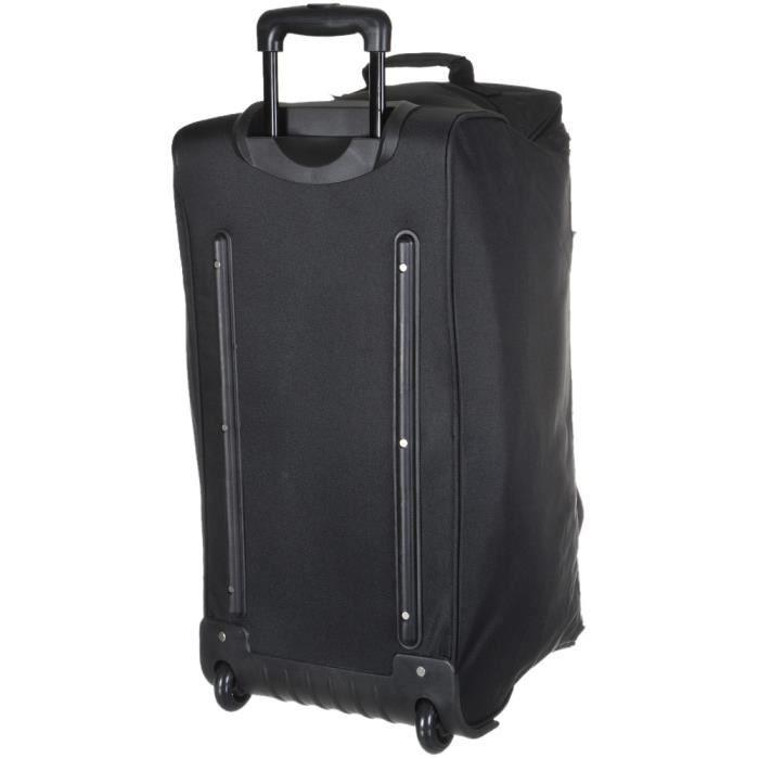 8983175157 Sac de voyage à roulettes LYS Black/Blue 53cm Noir - Achat / Vente ...