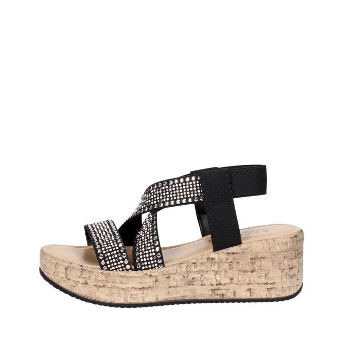Repo Sandale Femme Noir, 40