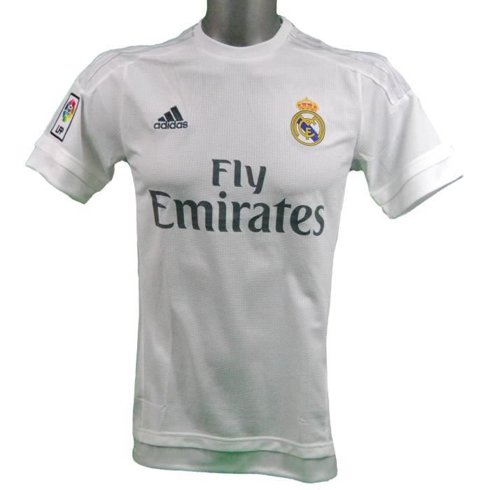 Maillot Domicile Real Madrid achat