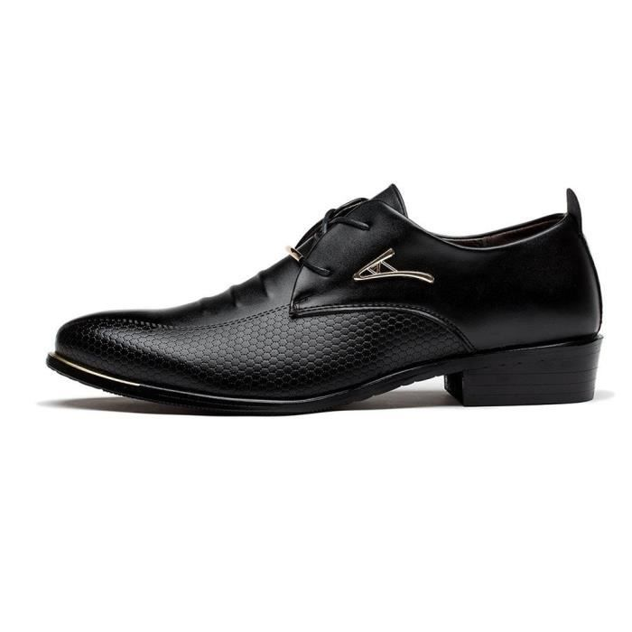 Taille Robe Oxford Chaussures Mode Tuxedo Tuxedo Robe XC2HH Chaussures 43 wUH8EPqq
