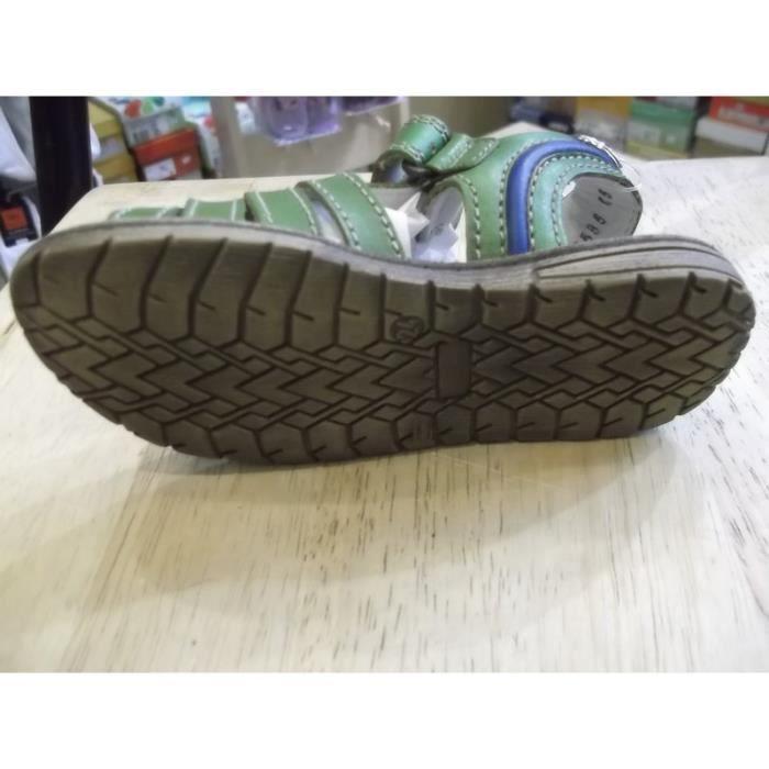 Chaussures enfants Sandales garçons Stones and Bones P24