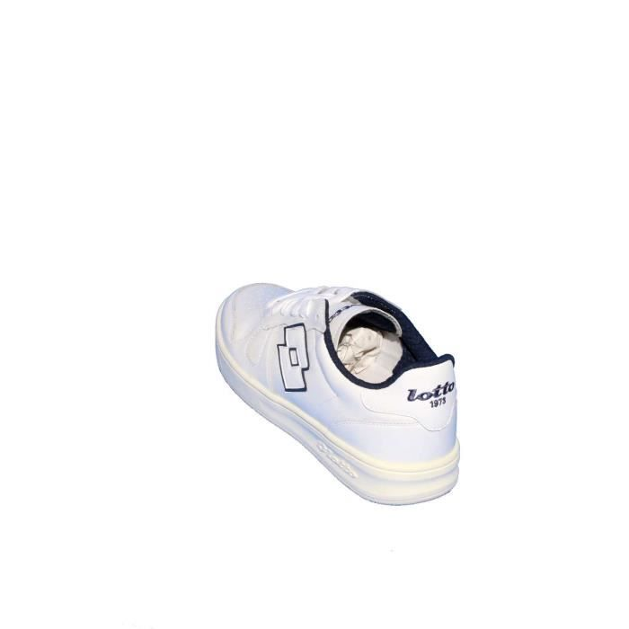 Lotto Baskets Homme Blanc, 40