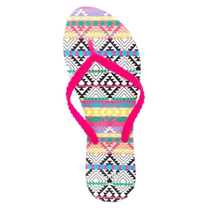 Womens Skinny Dip Braidy Sandals LOR2J Taille-42
