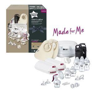 TOMMEE TIPPEE Kit d'Allaitement/Stérilisateur