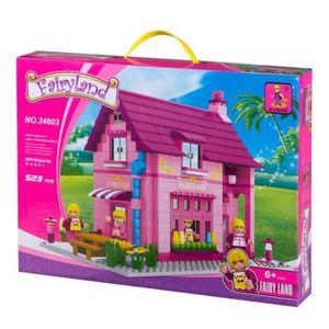 maison lego achat vente jeux et jouets pas chers. Black Bedroom Furniture Sets. Home Design Ideas