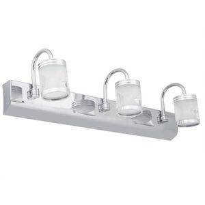 applique miroir salle de bain a led achat vente pas cher. Black Bedroom Furniture Sets. Home Design Ideas