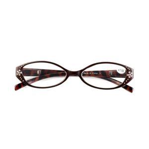 c7508e8210 LUNETTES DE LECTURE +2.00 Lunettes de lecture pour femmes lunettes rét