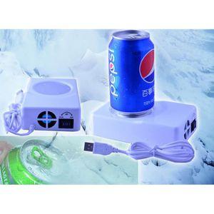 RÉFRIGÉRATEUR CLASSIQUE USB chaud et froid de refroidissement gaz cola pet