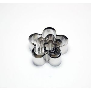 EMPORTE-PIÈCE  Emporte pièces - 6 Decoupoir Pétale de fleur