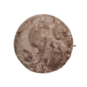 tapis rond marron achat vente tapis rond marron pas cher cdiscount. Black Bedroom Furniture Sets. Home Design Ideas