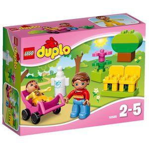 ASSEMBLAGE CONSTRUCTION LEGO® DUPLO 10585 Maman et Bébé