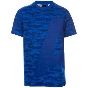 T-SHIRT ADIDAS T-shirt YB AA HB - Garçon - Bleu