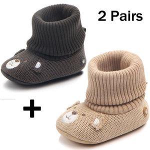 b75781ece99fc CHAUSSURE TONING Chaussures Bottes Bébé Fille Garcon Premier pas Ba