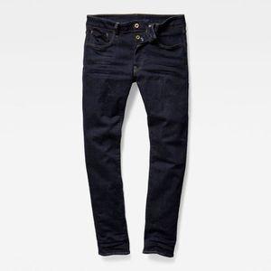 JEANS Vêtements Homme Pantalons Gstar 3301 Deconstructed
