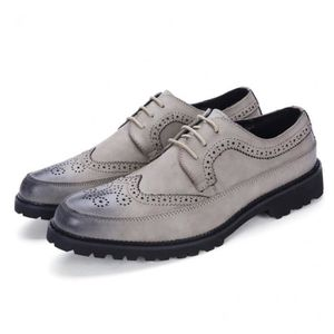 SUR-CHAUSSURE Brogues Homme Chaussures Chaussure Homme Cuir  Res