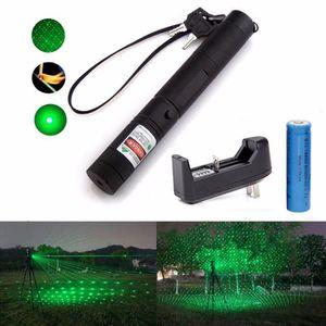 TECHNIQUE LASER Militaire 532nm 5mw 303 Stylo Laser vert pointeur