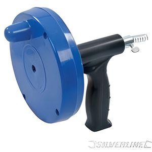 DEBOUCHEUR - FURET Pistolet de débouchage à tige flexible 6 mm x 6…