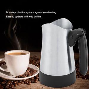 CAFETIÈRE 300ml Cafetière électrique  220-240V EU plug--DQ F