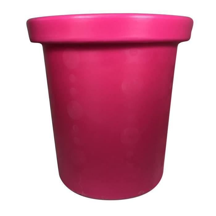 Pot de fleurs Delight - 420 L - Rose