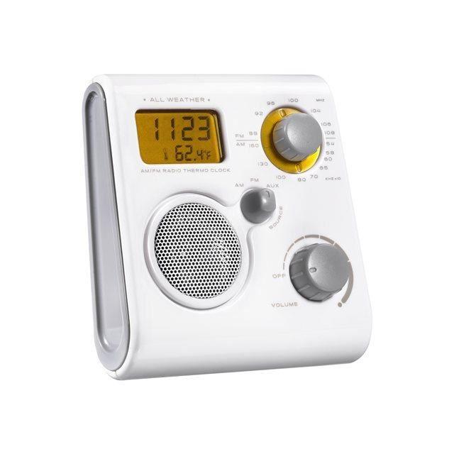 Cd radio salle de bain - Petite radio salle de bain ...