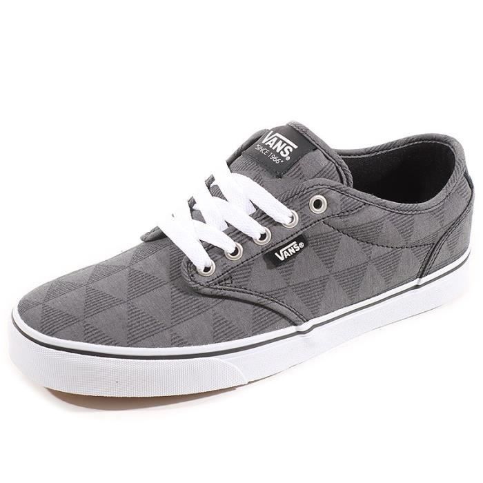 Achat Vans Chaussures Gris Atwood Homme Vente Deluxe wfxqCvO
