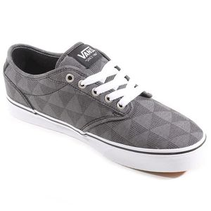 Chaussures Atwood Deluxe Gris Homme Vans Dfr0ss9d Polo.assises Du