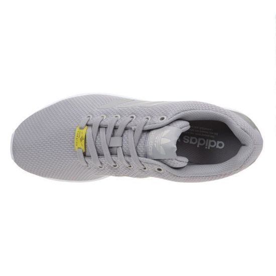 new concept 33e72 65861 Adidas Gris Vente Originals Basket Flux Homme Zx Baskets Ach