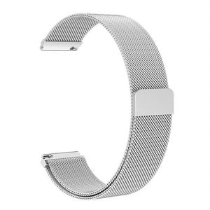 BRACELET DE MONTRE Milanese Magnetic Loop Stainless Steel Wristband F