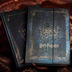 LIVRE JEUX ACTIVITÉS Harry Potter Diary Book