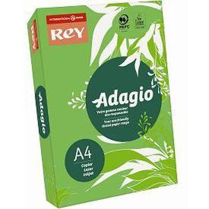 PAPIER IMPRIMANTE Papier A3 Adagio Rey 80g couleur vert intense
