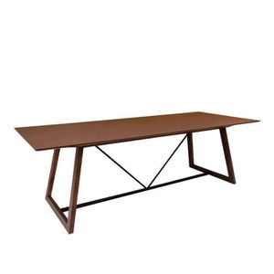 TABLE À MANGER SEULE Table à manger Ella 240x100xh75 cm par ZENDART SEL