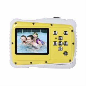CAMÉSCOPE NUMÉRIQUE Caméra étanche 12MP HD Digital Kids, Jaune