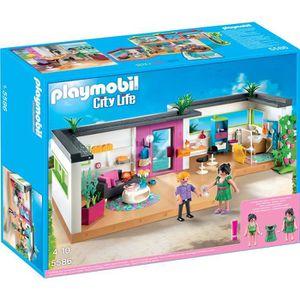 playmobil city la villa moderne achat vente playmobil city la villa moderne