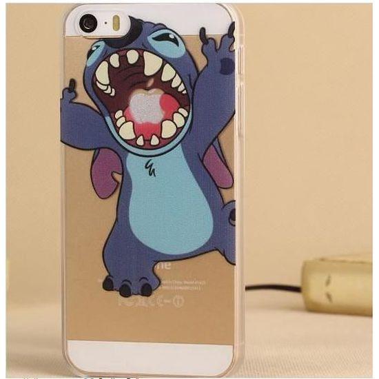 coque stitch iphone 5