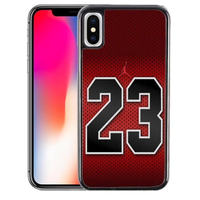 basketball coque iphone x
