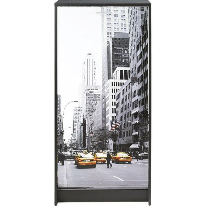 Classeur à rideau - New-York - Taxis jaunes - Noir - Achat / Vente ...